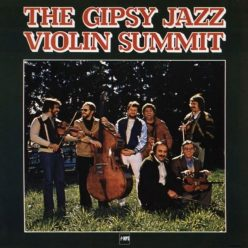The Gipsy Jazz Violin Summit - The Gipsy Jazz Violin Summit (1979/2015)