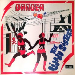 The Lijadu Sisters - Danger (1976)