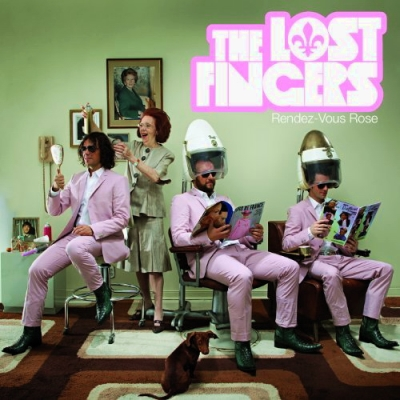 The Lost Fingers - Rendez-Vous Rose (2009)