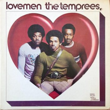 The Temprees - Lovemen (1972)