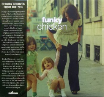 VA - Funky Chicken: Belgian Grooves from The 70's (2014)