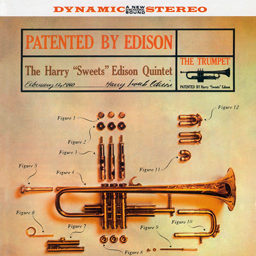 """The Harry """"Sweets"""" Edison Quintet - Patented By Edison (2007)"""