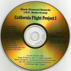California Flight Project - California Flight Project I (2001)