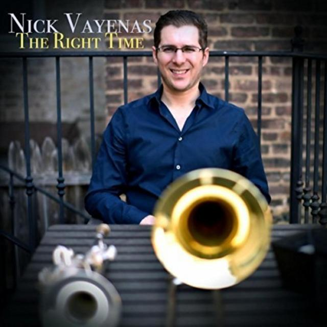 Nick Vayenas - The Right Time (2018)
