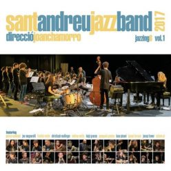 Sant Andreu Jazz Band - Jazzing 8: vol. 1 (2018)