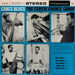 The Curtis Counce Group - Carl's Blues (1958)