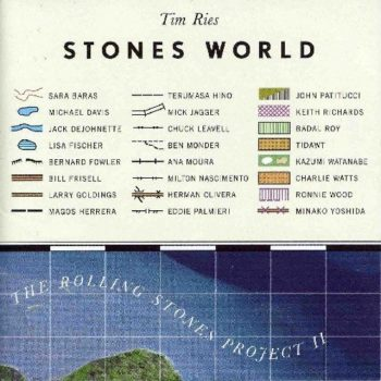 Tim Ries - Stones World: The Rolling Stones Project II (2008)