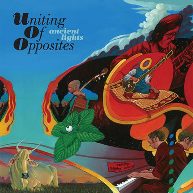 Uniting Of Opposites - Ancient Lights (2018)