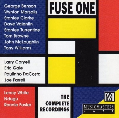 Fuse One - The Complete Recordings (1989)