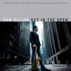 Sam Dillon - Out In The Open (2018)