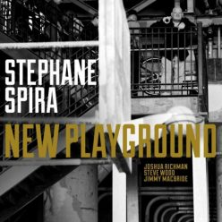 Stephane Spira - New Playground (2018)