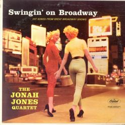 The Jonah Jones Quartet - Swingin' On Broadway (1957)