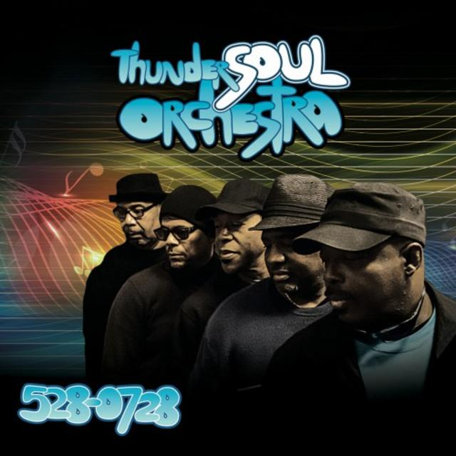 ThunderSOUL Orchestra - 528-0728 (2016)