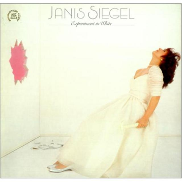 Janis Siegel - Experiment In White (1982)
