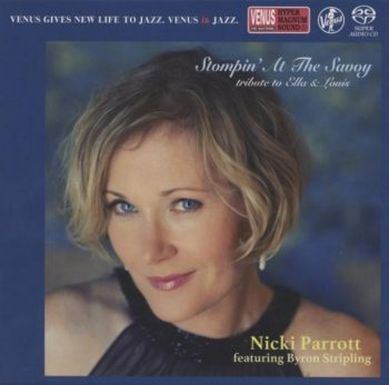 Nicki Parrott feat. Byron Stripling - Stompin' At The Savoy (2018)