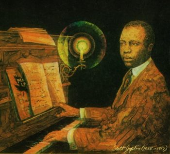Scott Joplin - Piano Rags Played by Composer (1907-1917)