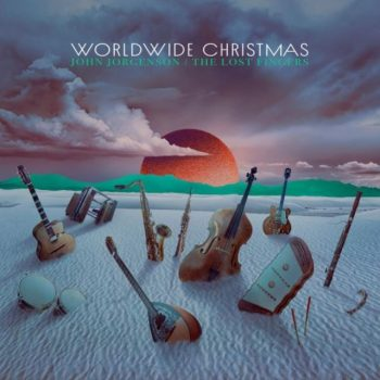 The Lost Fingers - Worldwide Christmas (2018)