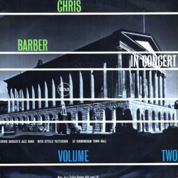 Chris Barber Band - In Concert, Volume Two (1958)