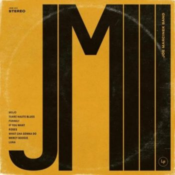 Joe Marcinek Band - JM3 (2018)