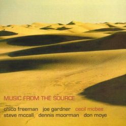 Cecil McBee - Music From The Source (1977)