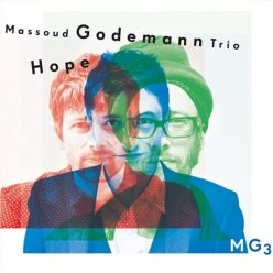 Massoud Godemann Trio - Hope (2019)