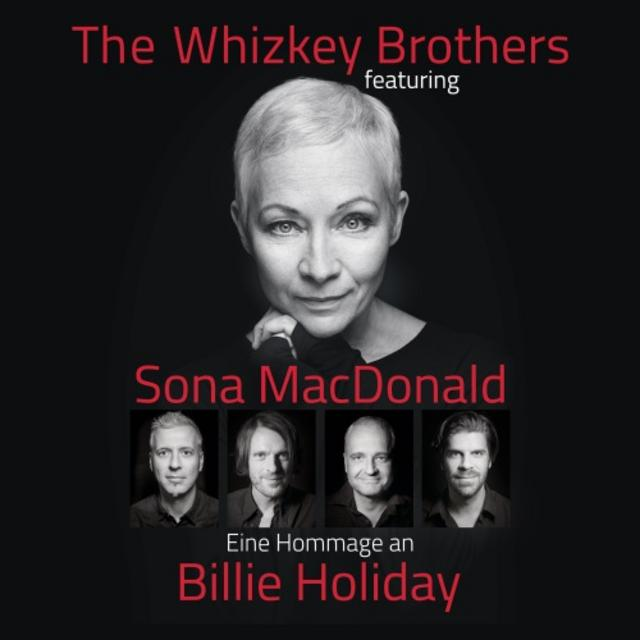 The Whizkey Brothers feat. Sona MacDonald - Eine Hommage An Billie Holiday (2018)