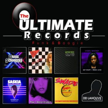VA - The Ultimate Records Funk And Boogie (2018)