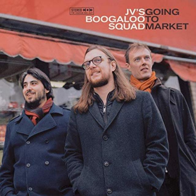 JV's Boogaloo Squad - Going to Market (2019)