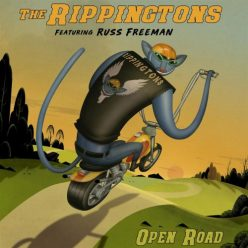 The Rippingtons - Open Road (2019)