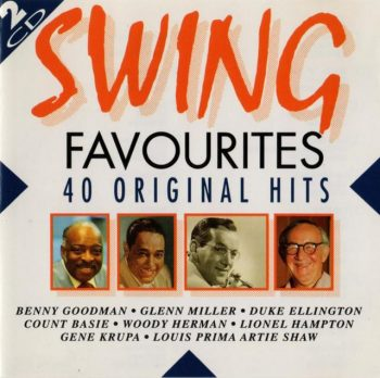 VA - Swing Favourites - 40 Original Hits (1993)