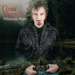 Gino Vannelli - Wilderness Road (2019)