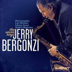 Jerry Bergonzi - The Seven Rays (2019)