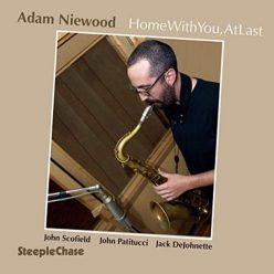 Adam Niewood - Home With You, At Last (2019)