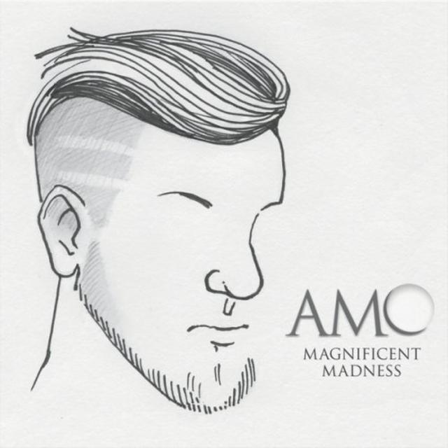 The Adam Meckler Orchestra - Magnificent Madness (2019)