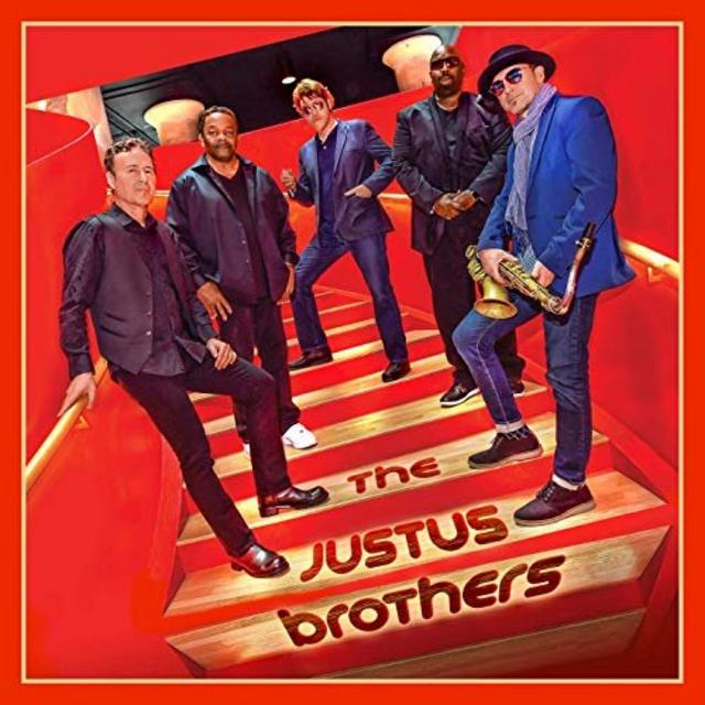 The Justus Brothers - The Justus Brothers (2019)