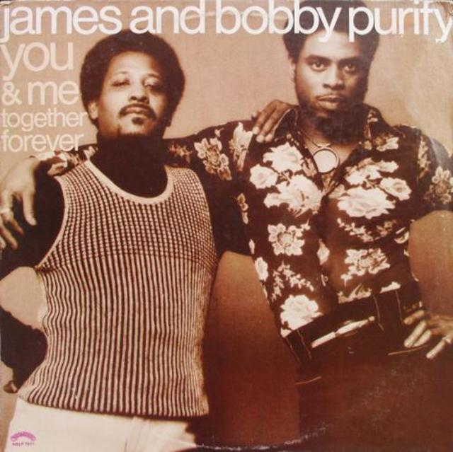 James And Bobby Purify - You & Me Together Forever (1975)