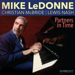 Mike LeDonne - Partners in Time (2019)