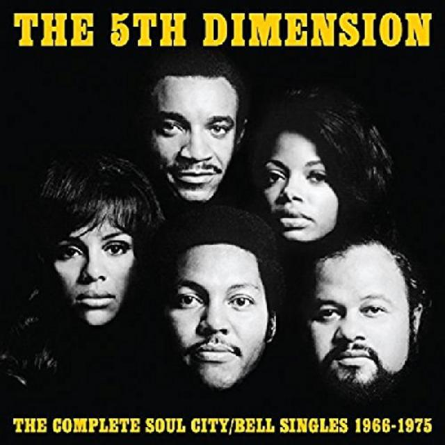 The 5th Dimension - The Complete Soul City/Bell Singles 1966-1975 (2016)