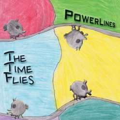The Time Flies - Powerlines (2019)