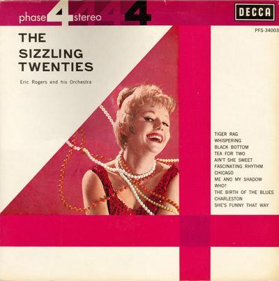 Eric Rogers And His Orchestra - The Sizzling Twenties (1961)