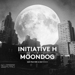 Initiative H - Initiative H X Moondog (Sax Pax for a Sax Remix) (2019)