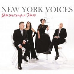 New York Voices - Reminiscing in Tempo (2019)