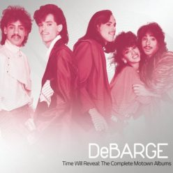 DeBarge - Time Will Reveal: The Complete Motown Albums (2011)