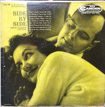 Johnny Guarnieri and His Group - Side By Side (1957)
