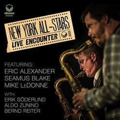 The New York All-Stars - Live Encounter (2019)
