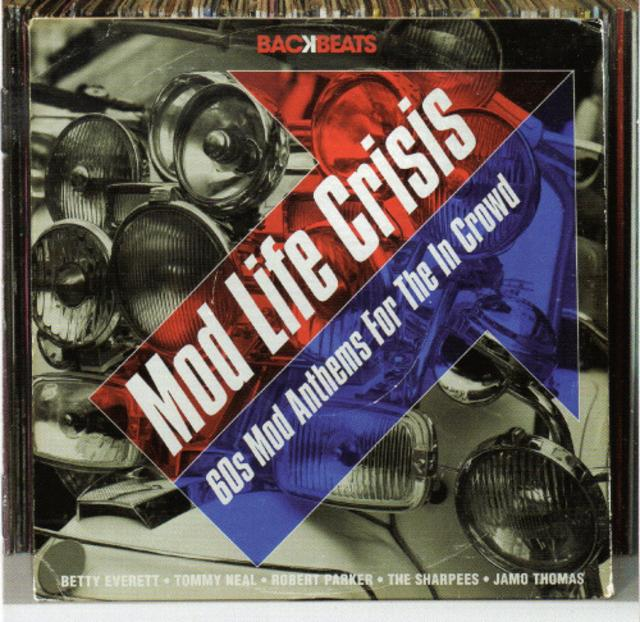 VA - Mod Life Crisis: 60's Mod Anthems For The In Crowd (2011)
