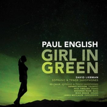 Paul English - Girl in Green (2020)
