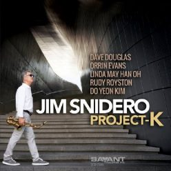 Jim Snidero - Project-K (2020)