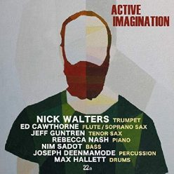 Nick Walters - Active Imagination (2020)