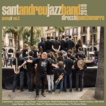 Sant Andreu Jazz Band & Joan Chamorro - Jazzing 9 Vol. 3 (2020)